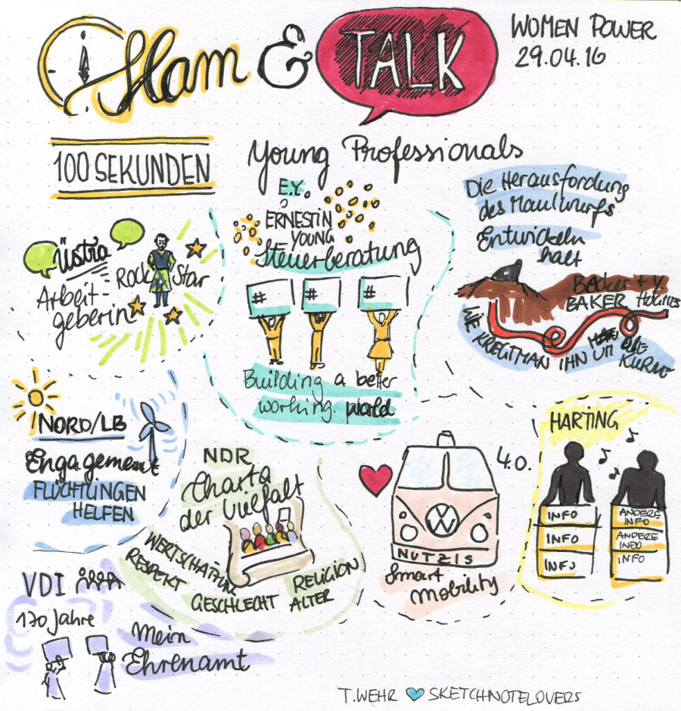 Slam and Talk