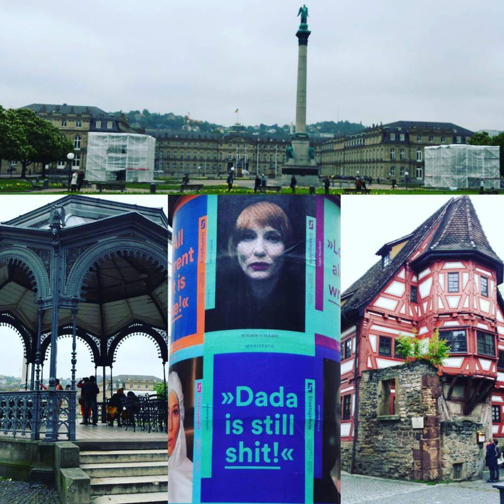 Stuttgart zeigt sich von seiner grauen Seite aber es knntehellip