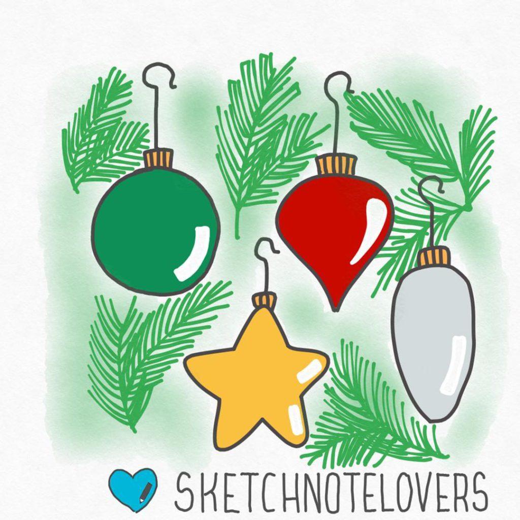 Heute zum dritten Advent mal ein wenig Christbaumschmuck Im wirklichenhellip